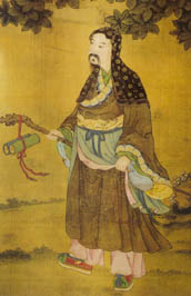 Qiu Chang Chun - Founder of the Longmen Sect